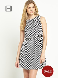 south-houndstooth-tiered-dress