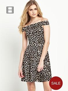 south-printed-bardot-dress