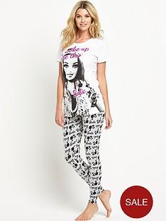 barbie-i-woke-up-like-this-legging-set