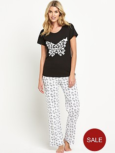 sorbet-great-value-butterfly-pyjamas