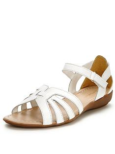 foot-cushion-strappy-flexi-sole-sandals-white