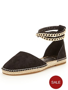 kg-magma-leather-chain-detail-espadrilles