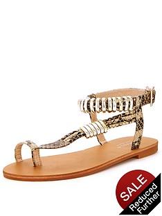 carvela-klipper-flat-sandals