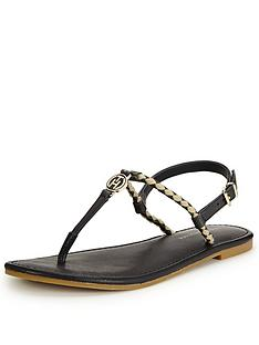 tommy-hilfiger-jennifer-flat-sandals