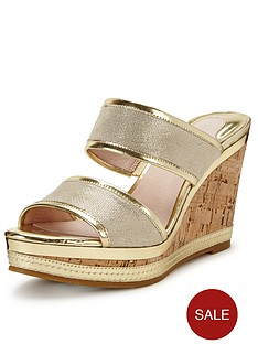 moda-in-pelle-pinta-gold-wedge-sandals