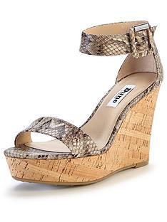 dune-karter-printed-ankle-strap-wedge-sandals