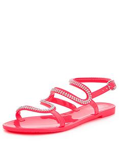 lipsy-michelle-flat-jelly-sandals