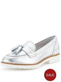 kg-kola-leather-chunky-sole-loafers