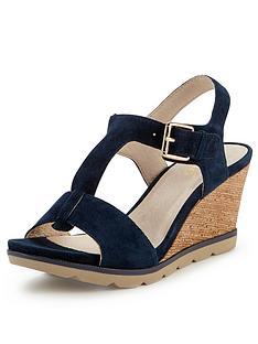 lotus-mirror-suede-wedge-sandals
