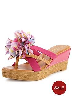 lotus-catania-flower-wedge-mules