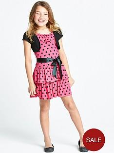 freespirit-girls-ruffle-dress-and-bolero-set-2-piece