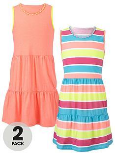 freespirit-girls-tiered-sun-dresses-2-pack
