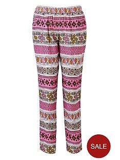 freespirit-girls-aztec-woven-city-trousers