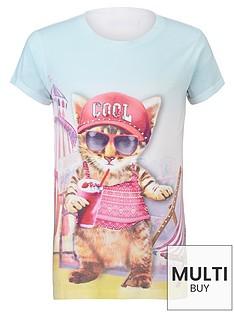freespirit-girls-cool-cat-sublimation-t-shirt