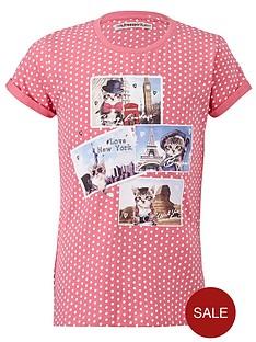freespirit-girls-postcard-cat-t-shirt
