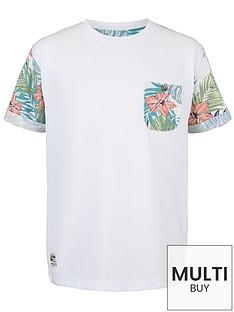 demo-boys-floral-contrast-t-shirt