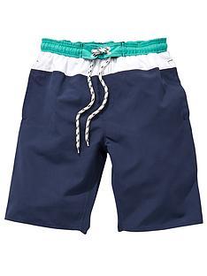 demo-boys-panelled-colour-block-swim-shorts
