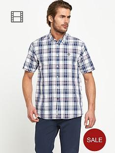 henri-lloyd-highsted-check-short-sleeve-shirt
