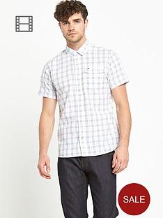 hilfiger-denim-mens-napier-check-short-sleeved-shirt
