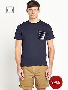 fred-perry-mens-polka-dot-stripe-pocket-t-shirt