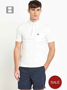 fred-perry-mens-woven-tape-trim-polo-shirt
