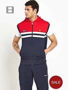 ellesse-mens-gallo-sleeveless-hooded-track-top