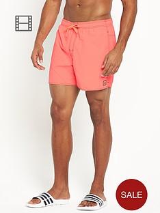 adidas-mens-solid-swim-shorts