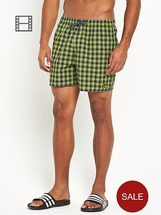adidas-mens-check-short-length-swim-shorts