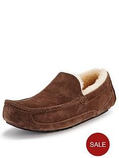 ugg-australia-ascot-suede-slippers