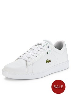 lacoste-carnaby-evo-trainers-whitegreen