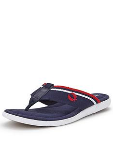 fred-perry-seacroft-mens-flip-flops