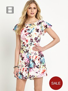 definitions-frill-printed-playsuit