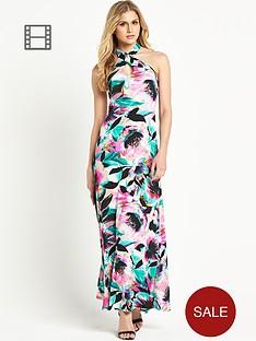 definitions-halter-neck-printed-maxi-dress
