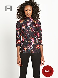 definitions-cut-out-shoulder-long-sleeve-top