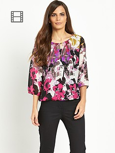 savoir-wrap-front-printed-blouse-with-cami