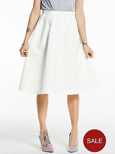 fearne-cotton-textured-full-skirt