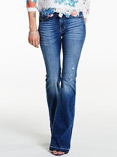 fearne-cotton-kick-flare-jeans