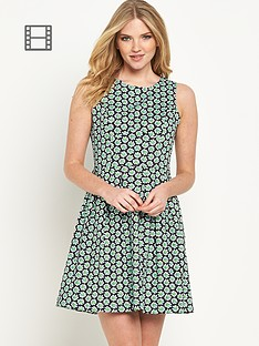 joe-browns-daisy-print-skater-dress