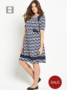 so-fabulous-lace-insert-short-sleeve-tea-dress