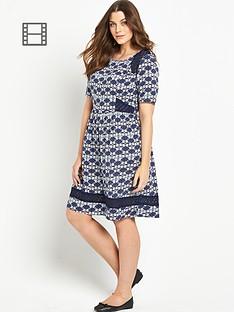 so-fabulous-lace-insert-short-sleeve-tea-dress