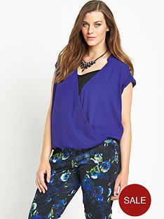 so-fabulous-short-sleeve-wrap-front-blouse