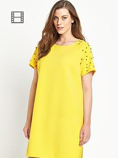 so-fabulous-embellished-sleeve-a-line-tunic-dress