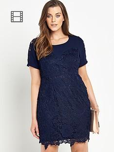 lovedrobe-crochet-shift-dress