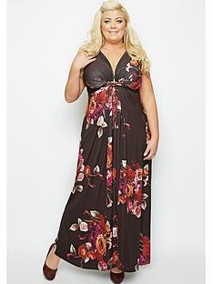 gemma-collins-hawaii-maxi-dress