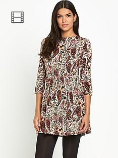 glamorous-zip-back-skater-dress