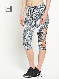 lipsy-printed-three-quarter-runner-pants
