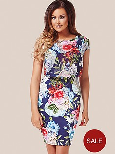 jessica-wright-floral-2-in-1-dress