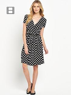 south-petite-polka-dot-tea-dress