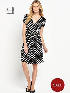 south-tall-polka-dot-tea-dress