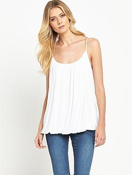 Compare 37 Bubble hem Tops & T-shirts for Women and find the best price. Buy tops & t-shirts online at the best webshops. / collection online now! loadingbassqz.cf Very Bubble Hem Vest Top -, Women. 8 10 12 More details. SALE neck and bubble hem, while the waffle finish adds Very. £ £